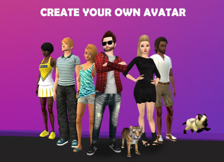 Avakin Life v 1.009.004 Apk Best Android Games