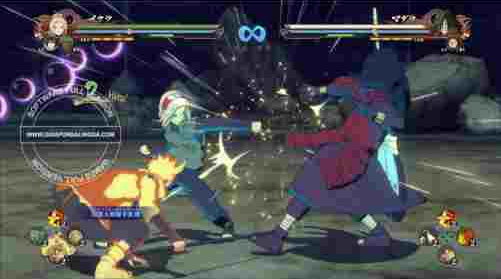 Download Game PPSSPP Naruto Shippuden