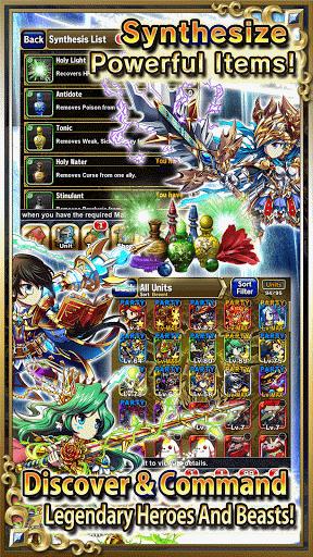 Brave Frontier Mod Apk Full Version Free Download