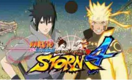Download Game PPSSPP Naruto Shippuden Ultimate Ninja Storm 4
