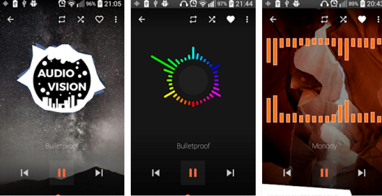 Download AudioVision Music Player v2.8.5 Aplikasi Android