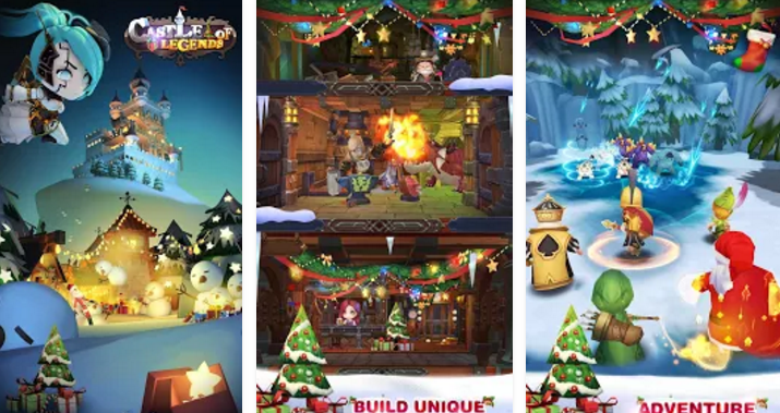 Castle of Legends v1.6 Mod Apk Game Apps Andro file host