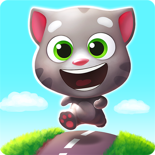 Talking Tom Gold Run v1.5.0.634 Apk Mod