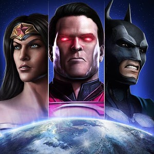 Download Injustice: Gods Among Us Apk v2.15 Mod