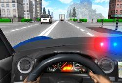 Download Police Driving In Car V2 Mod Apk