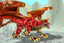 Dragon Sim Online: Be A Dragon APK MOD