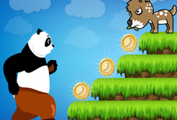 Forest Panda Run v1.8 Mod Apk Update Android