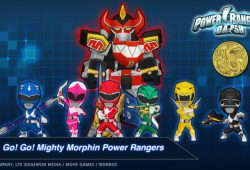 Power Rangers Dash v1.3.8 Mod Apk Unlimited Power
